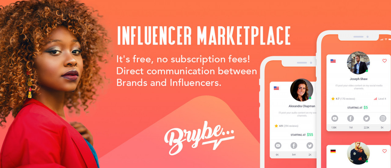 Start Working With Influencer Marketing and Find Out That Brybing People Has Never Been Such a Good Thing