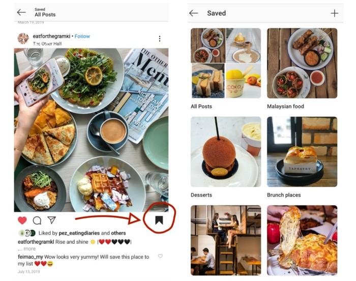 Screenshot Instagram eatforthegramki