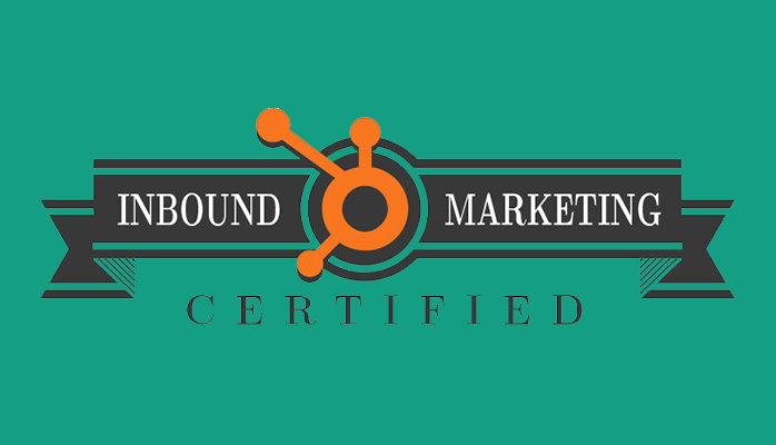 Hubspot Inbound Marketing Certification Logo